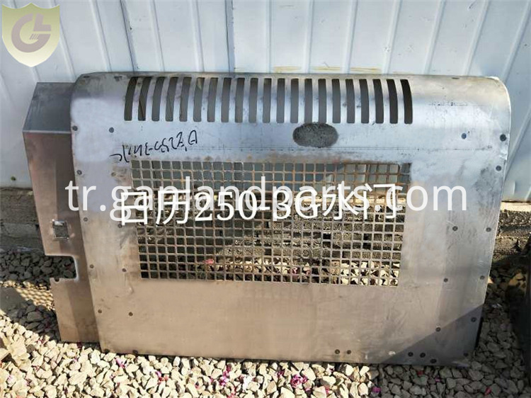 Water Tank Door For Excavator