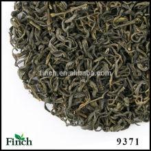 El té verde chino con mejores ventas a granel Chunmee té verde 9371 en bolsos