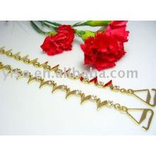 fashion rhinestone bra straps