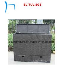 F-Waterproof Outdoor Furniture Wicker Cushion Box (CF1027)