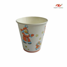 Christmas Delicate Paper Cups For Party Logo Printed