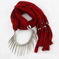 Cheap Lady Polyester Accessory Scarf