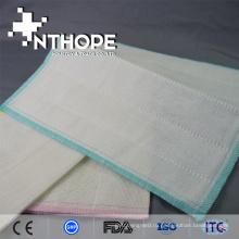 белый хлопок полотенце