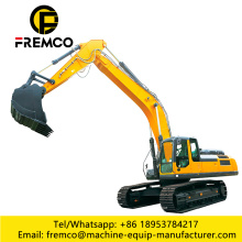 Crawler Excavator For Building Foundation
