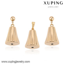 64032 Xuping wholesale indian bridal jewelry sets,jodha akbar jewelry sets