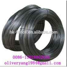 amarrando a corda de fio recozida brandamente preta do ferro de 0.5-6mm para a ligação ou a construção