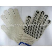 Рабочие перчатки из ПВХ
