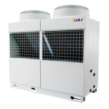 Refrigerador de água com recuperação de calor de refrigeração de ar