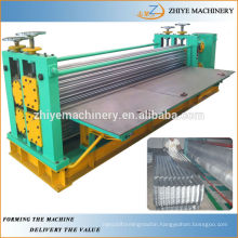 Color Steel Galvanized Corrugated Roofing Sheet Making Machine Production Line