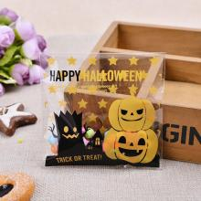 Hottest Customize Plastic Halloween Candy Bags