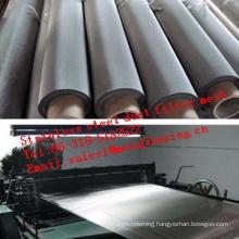 Stainless steel dust filter mesh