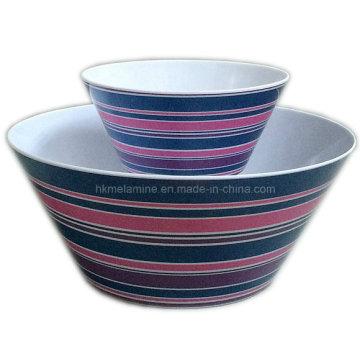 Меламиновая миска для салата (BW245)