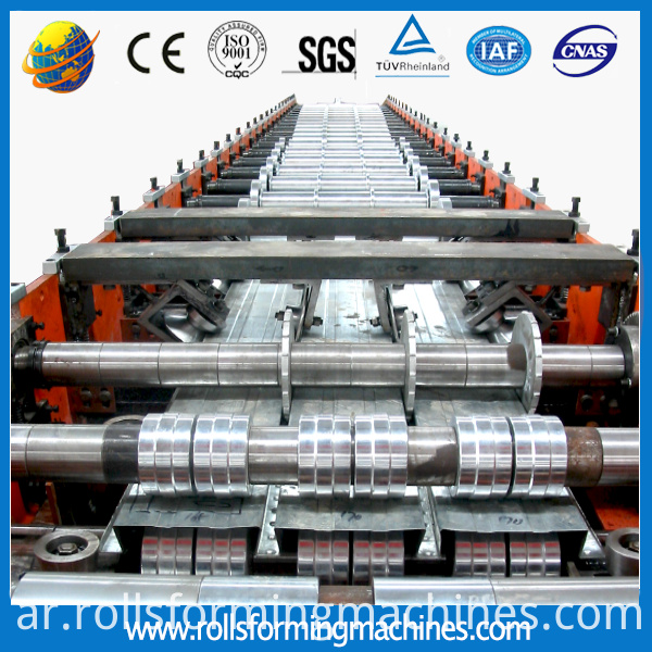 914 Floor Deck Galvanized Sheet Panel Metal Machine 03