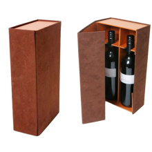 Пользовательские винные бутылки с картонными перегородками