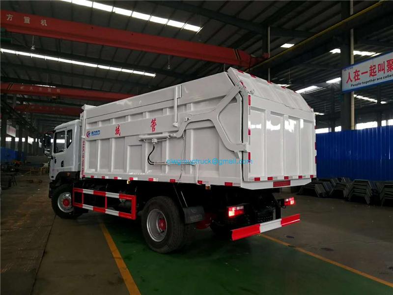 Docking Garbage Truck 3