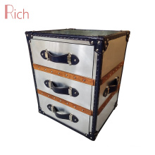 aluminum sheet designs home Furniture slide Storage drawer cabinet