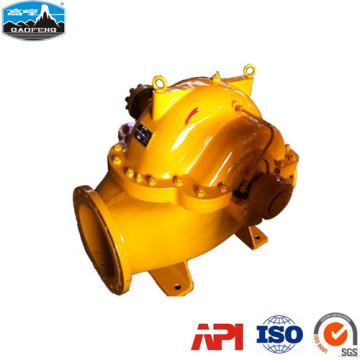 S type double-suction pump