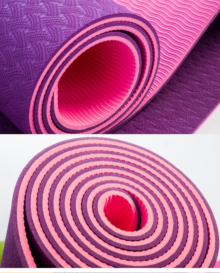 double yoga mat-3