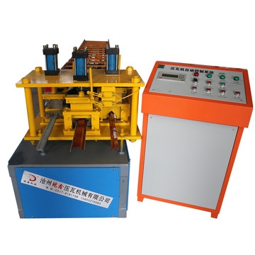 Keel Steel Molding Roll Forming Machine