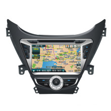 Audio de coche para Hyundai Elantra / Avante GPS Player Android Systems