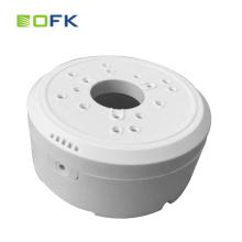 Caixa de junção de câmera de bala CCTV para cabo escondido