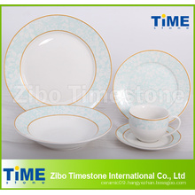 Classical Porcelain Dinnerware Set