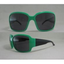 Mejor diseñador de acrílico femenino de la marca de moda Sun Gafas Gafas P25041
