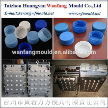 plastic thread bottle cap injection mould/China taizhou medicine bottle thread cap mold/medicine bottle cap mold design