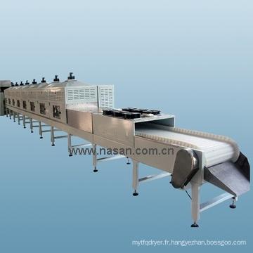 Équipement de déshydratation de chèvrefeuille de Shanghai Nasan