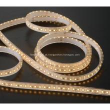 All In One SMD 2835 3000K luz de faixa LED transparente