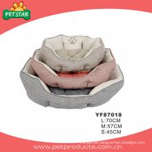 Dog House Pet Bed, Fabrics for Dog Beds (YF87018)