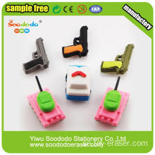 2014 Senaste Hot Selling Gun And Car brev Eraser