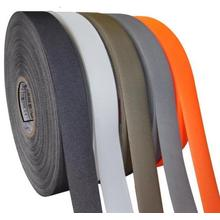 Colorful narrow woven webbing tape