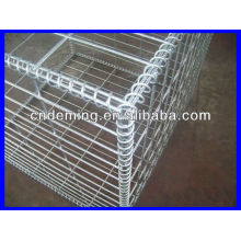 Cestas de gabião soldadas (fábrica grande & exportador)