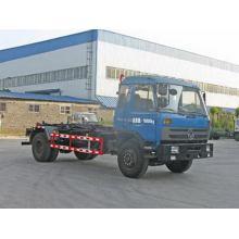 Dongfeng 153 Hook Arm Garbage Truck 12CBM