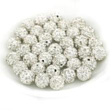 Un cristal de calidad pavimenta perlas a granel PV001