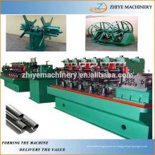 Máquina de tubería galvanizada de alta frecuencia