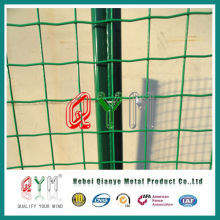 PVC-beschichtete geschweißte Wire Roll Mesh Euro Fence