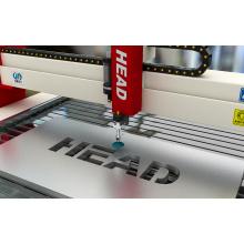Faltbare automatische Eisen-Blatt-Wasserstrahl-Schneidemaschine für die Branchen