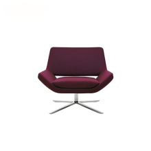Jeffrey Bernett 메트로 폴리탄 패브릭 라운지 안락 의자