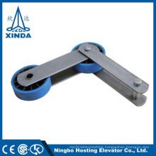 Escalator Chain Step Roller Spare Parts For