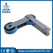 Peças sobressalentes do rolo de passo da corrente da escada rolante para