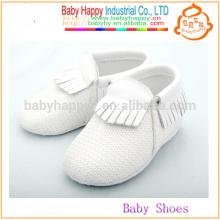 Günstige Kleinkind Mokassins Schuhe niedlichen Plain Pailletten Baby Schuhe