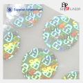 Hologram Tamper Resistant Stickers With Custom Logo
