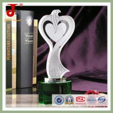 Уникальный ручной огранки хрустальный трофей (СД-ХТ-413)