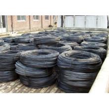 Stahldraht / schwarz geglühtes Kabel