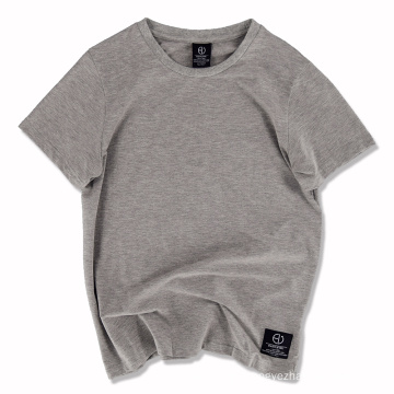 2017 new cheap plain t-shirt custom wholesale shirts