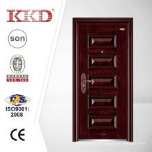 Luxo UV prova segurança aço porta KKD-101 para uso Exterior