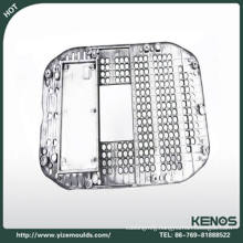 OEM Electroplate Die Casting Lighting Parts Custom Made Aluminum Die Casting Services