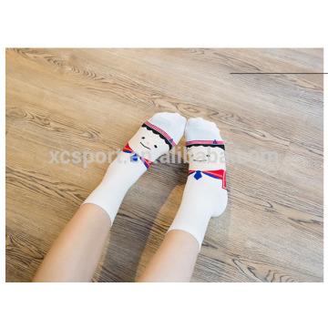 lovely young girl tube sock